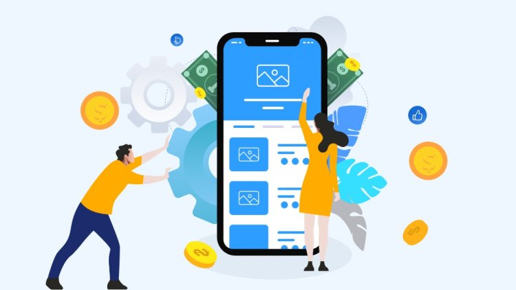 how make money from mobiles apps.