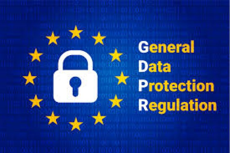 The General Data Protection Regulation.