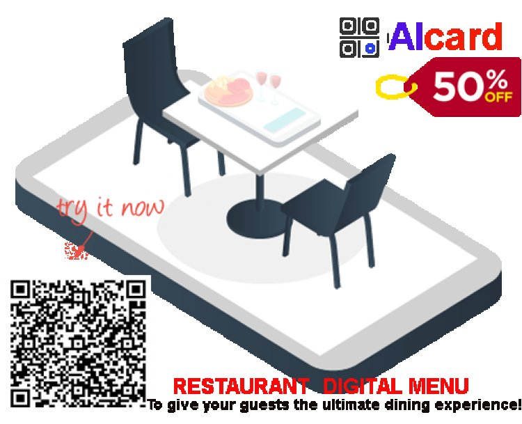 It's time to move towards technology and make a safer environment for all. Enhance the dining experience of your customers with Menu on Cloud.